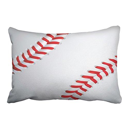 Baseball Throw Pillow - 9