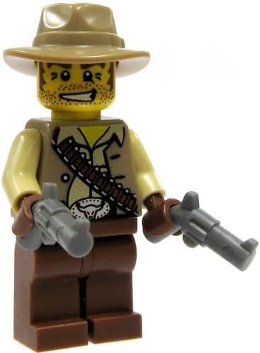 LEGO Minifigure Collection Series 1 LOOSE Mini Figure Cowboy