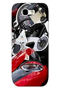 Galaxy High Quality Tpu Case/ On The Track At Speed HwUxEhK3862IkKqu Case Cover For Galaxy Note 2