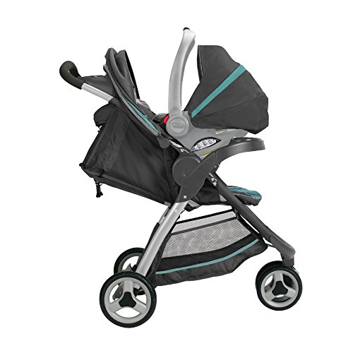 449a1ebf61a9 Graco FastAction Fold Sport Travel System with SnugRide Click Connect
