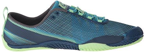 Merrell VAPOR GLOVE 2 - Zapatos de deporte de exterior para mujer Medium green