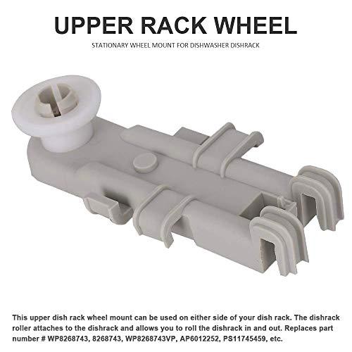 Amazon.com: Pack de 4 ruedas de repuesto para lavavajillas ...