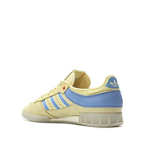 Adidas Men Oyster Holdings Pallamano Top (giallo / Giallo Facile / Blu Cenere / Bianco Gesso) Giallo / Facile Giallo / Blu Cenere / Bianco Gesso