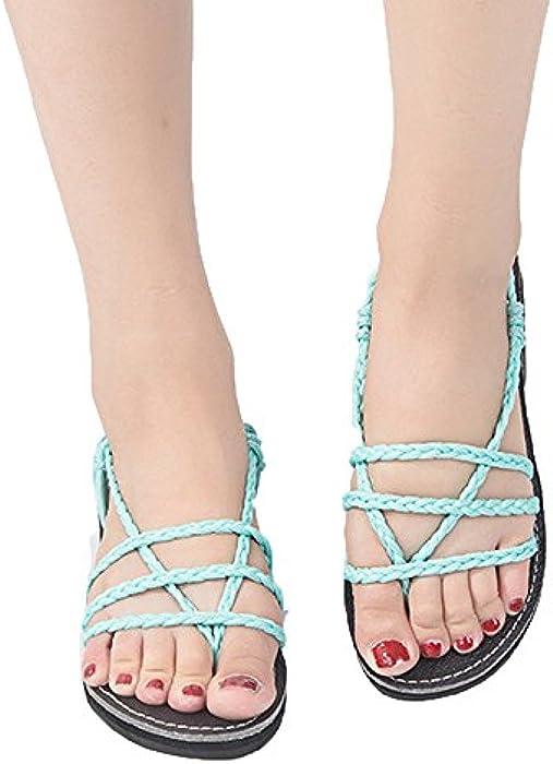 49e565ff9 Clearance Sale Shoes For Shoes,Farjing Women Cross Roman Pinch Sandal  Summer Shoes Slipper Fashion