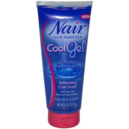 Nair Cool Gel Hair Remover For Legs Fresh Clean Scent 220 ml by Nair