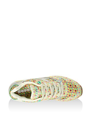 Diadora Sneaker V7000 Futurism Viola/Multicolore EU 39 (6 UK)
