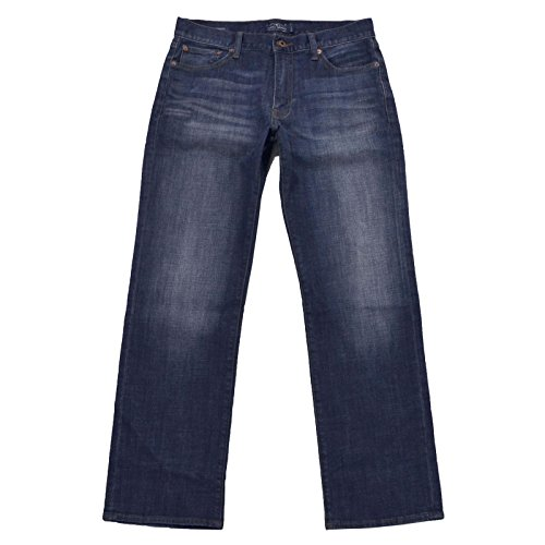 Lucky Brand Men's 361 Vintage Straight Jeans (36x32, Ship To Shore) by Lucky Brand