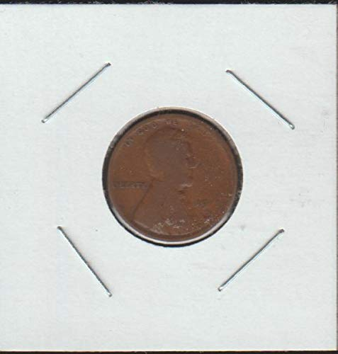 1915 S Lincoln Wheat (1909-1958) Penny Good +