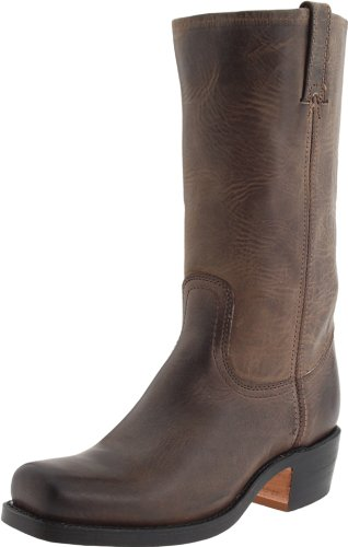 FRYE Women's Cavalry 12R Mid-Calf Boot, Smoke, 7 M US