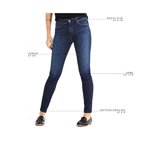 Mujer Jean Years 6 Brooks Adriano Farrah Goldschmied Songbird Skinny Ag fRPvqHnn