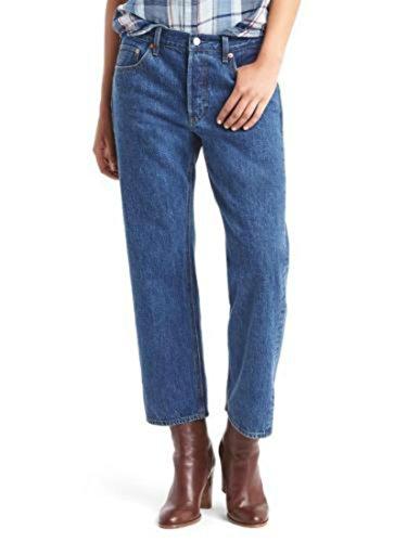 Womens Gap Denim Blue Jean - 1