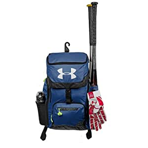 Under Armour Closer Baseball/Softball Backpack Bag
