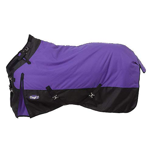 Tough-1 1200D Snuggit Turnout 200g 72In Purple by Tough-1