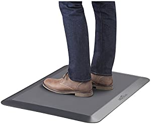 Amazon Com Varidesk Standing Desk Anti Fatigue Comfort