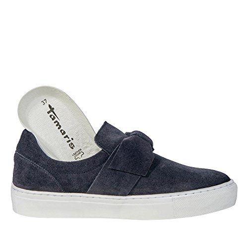 Tamaris 1-24662-38 Damen Slipper Navy