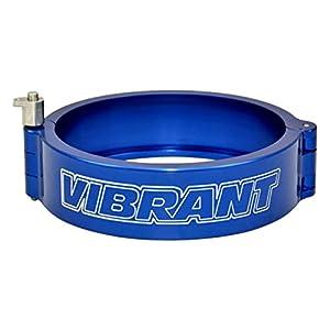 Vibrant HD Quick Release VanJen Clamp w/ Pin, Blue - 3.5