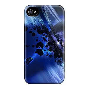 New Premium Flip Cases Covers Space Skin Cases For Samsung Galxy S4 I9500/I9502
