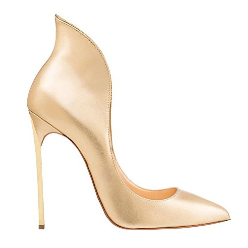 EKS - Ballroom Mujer dorado