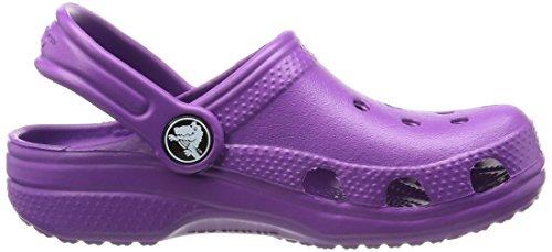 Enfant Crocs Violet amethyst 10006 Sabots Mixte tUwrq1xFU