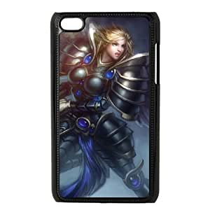 iPod Touch 4 Case Black League of Legends Battleborn Kayle Dlgnv