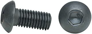"""product image for HOLO-KROME/ALLEN Socket Head Cap Screw - Package Qty: 100 Key Size: 3/8"""" Length Under Head: 5/8"""" Diameter & Threads Per Inch: 1/2""""-13 UNC"""
