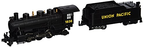(Bachmann Trains Prairie 2-6-2 with Smoke and Tender - Union Pacific 1836)