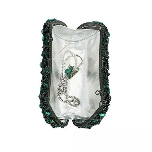 Haute Sac De Diamant Mesdames Soirée Cosmétique A Embrayage Qualité 1tgwqOqdx