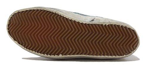 Golden Goose - Zapatillas de tela para mujer jeansato