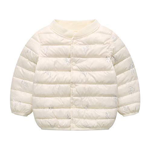 Outwear Cotton Girl Toddler Puffer Winter Beige Boy Baby Baby Jacket Unisex Fairy Warm wpHSPqvxOO