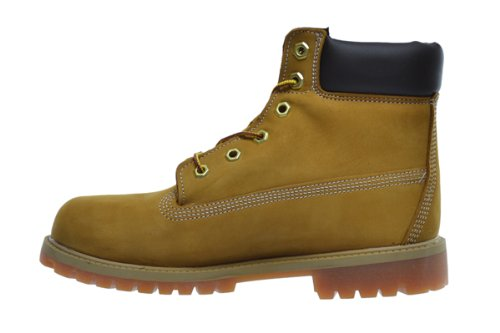 Wheat 12909 Kids Timberland Boots Big 5 Premium Inch Waterproof KW0cFCqcHP