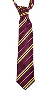 Harry Potter Gryffindor Tie Costume Accessory for Halloween from 7urb0
