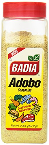 Badia Spices inc Adobo, with Pepper, 32-Ounce (Pack of 6) by Badia (Image #5)