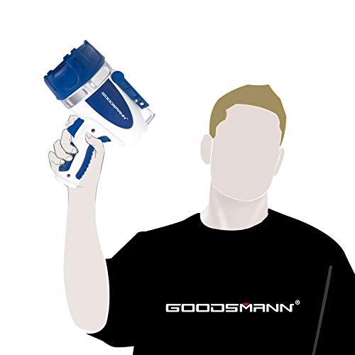 GOODSMANN Submersible Cree LED Spotlight Powerful 3000 Lumen (30Watt Waterproof and Floating LED Rechargeable Spotlight) 9924-H101-01 by GOODSMANN (Image #7)