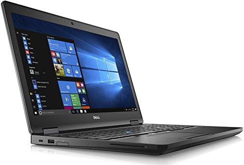 "Price comparison product image Dell Latitude E5580 15.6"" Laptop - Intel Core i5-7200U 2.5GHz CPU, 4GB RAM, 500GB HD, Windows 10 Pro (Certified Refurbished)"