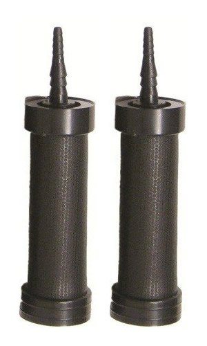 Set of 2 EasyPro RAD4 EPDM Rubber Membrane Air Diffuser 4