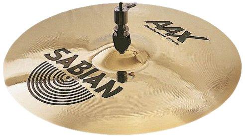 Sabian 21401X/2B 14-Inch AAX Studio Hi-Hat - Brilliant Finish - Bottom Only