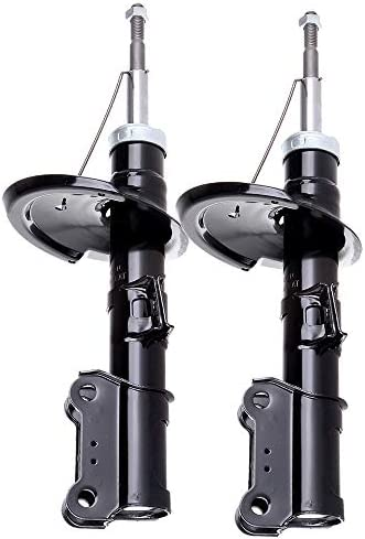 Shocks and Struts,ECCPP Front Pair Struts Shocks Absorber for 2001 2002 2003 2004 2005 2006 2007 2008 Volvo S60,1999-2006 Volvo S80,2000-2007 Volvo V70 Compatible with 334611 7148