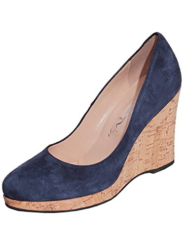 26 Blau 11 Marion 11 Spath Pumps Damen Designer Wildleder zHEzwq