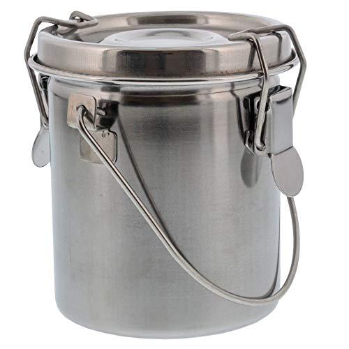 US Art Supply Stainless Steel Leak-Proof Deluxe Brush Washer