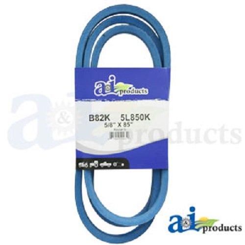 """B82K B-SECTION MADE WITH KEVLAR BLUE V BELT 5//8/"""" X 85/"""""""