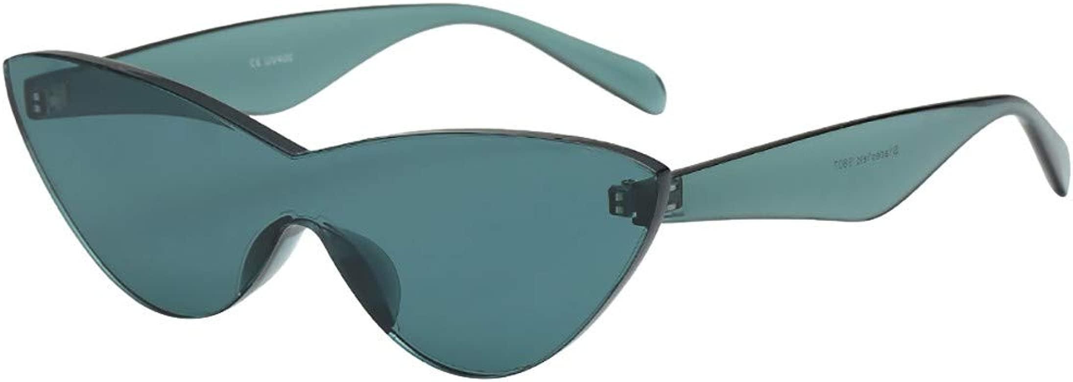 Cebbay Espejo de Moda Polarizadas Ojo de Gato Gafas de Sol para ...