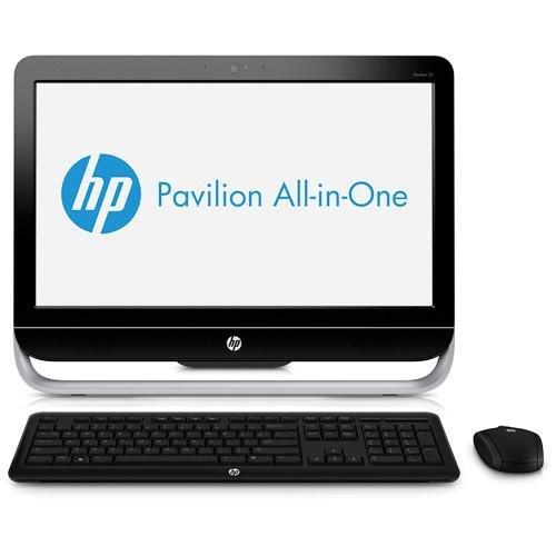 HP 20″ AMD E1-1500 1.48GHz All-in-One PC – 20-b323w