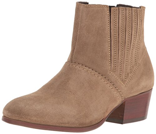 by Hudson Suede H Bootie Women's Taupe Ankle Paige gw5HWnw