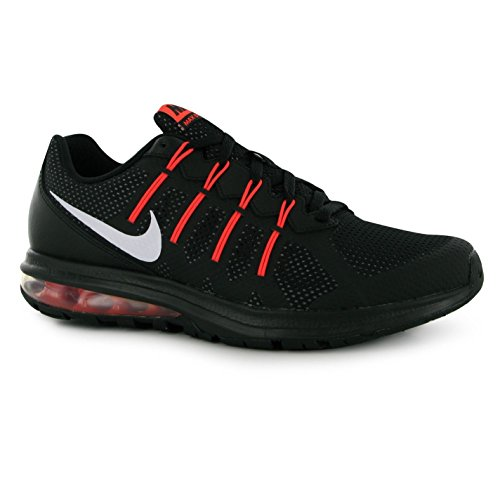 Nike Air Max Chaussures Homme Noir Dynasty / Orange Gym Fitness