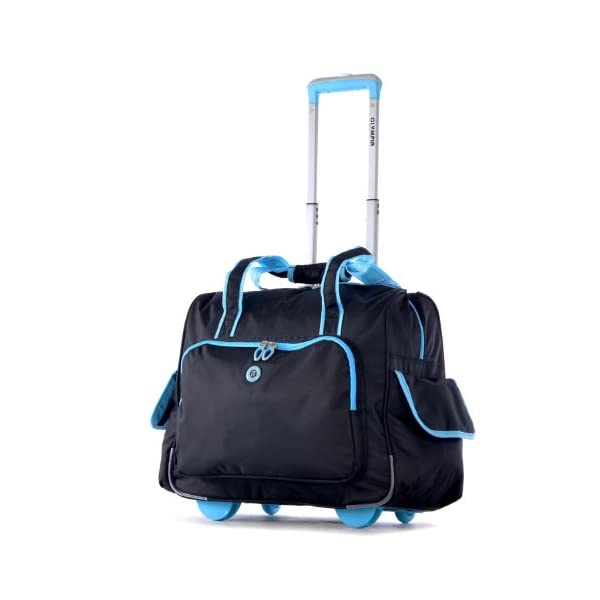 Olympia-Deluxe-Fashion-Rolling-Overnighter-BlackBlue-One-Size