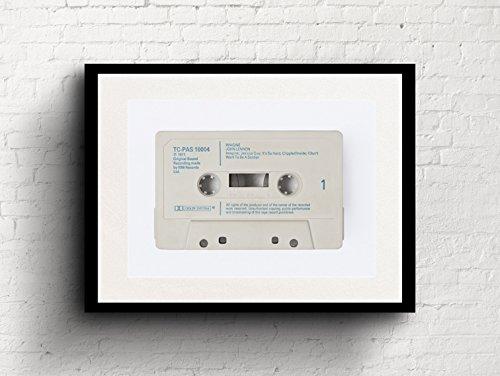John Lennon - Imagine - Cassette Print