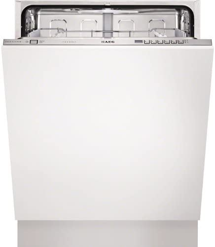 AEG F78025VI1P Totalmente integrado 12cubiertos A++ lavavajilla ...