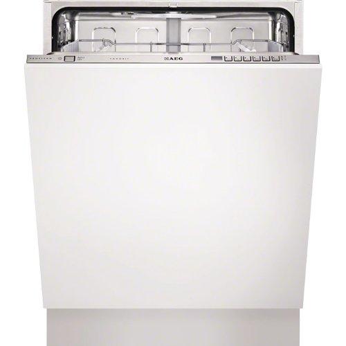 AEG F78005VI1P Totalmente integrado 12cubiertos lavavajilla ...