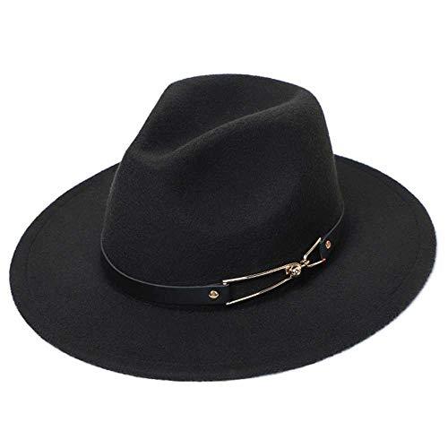 HOOXL Felt Hat Imitation...