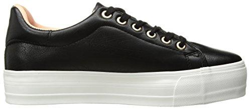 Qupid Womens Mya-01 Sneaker Black 1Zqnq